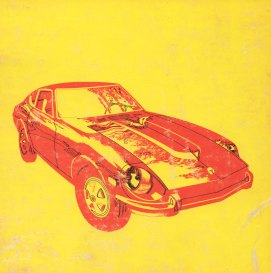Cover of Chilton Datsun Tune-up Book